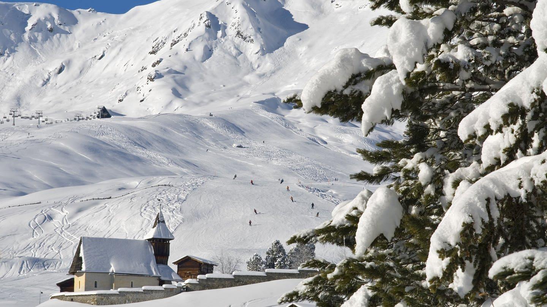 In den Alpen sterben immer mehr kleine Gemeinden aus. (Foto: Colourbox, SWR)