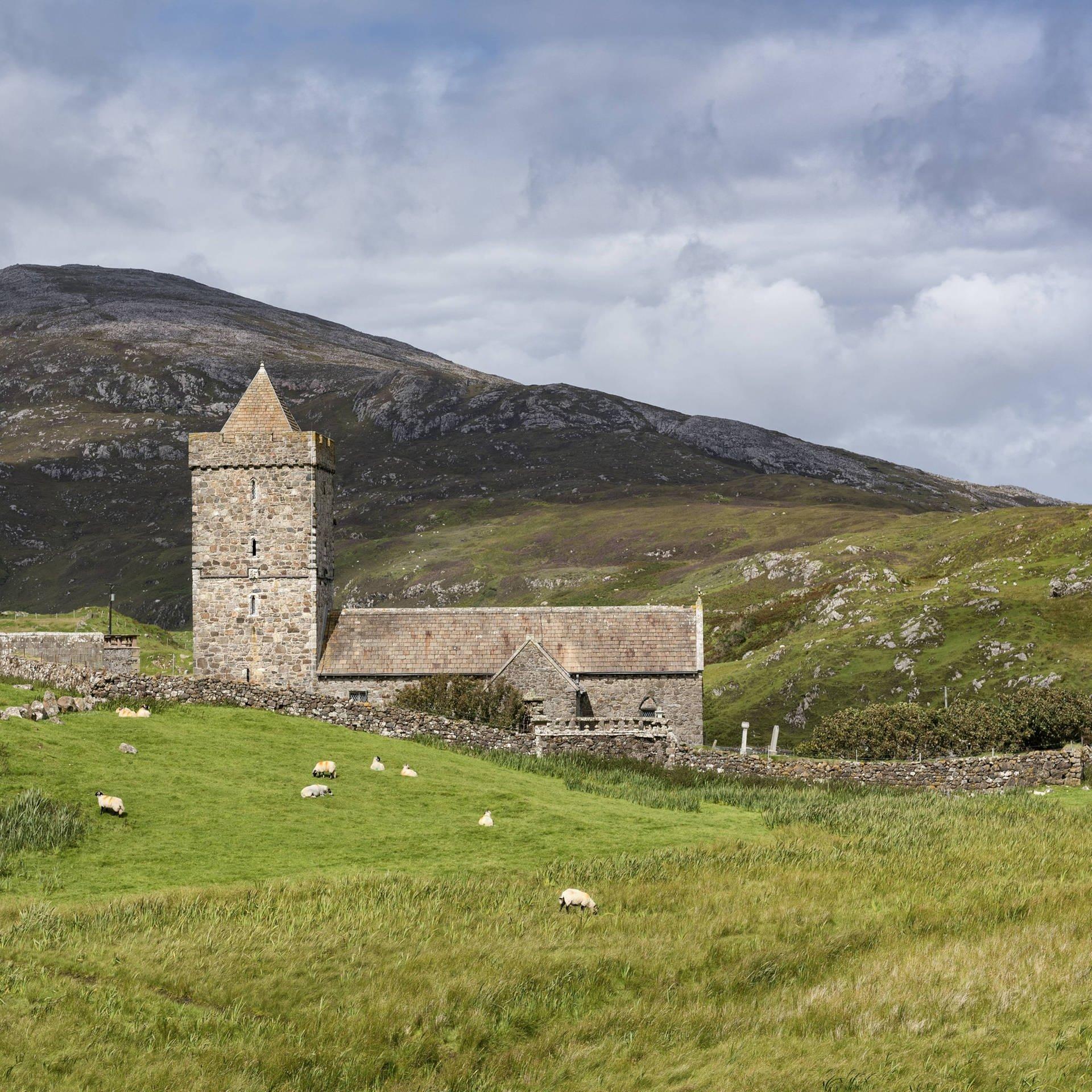 Die Äußeren Hebriden – Inseln des schottischen Tweed