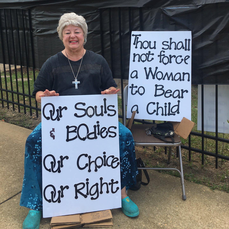 Abtreibungskrieg in Alabama