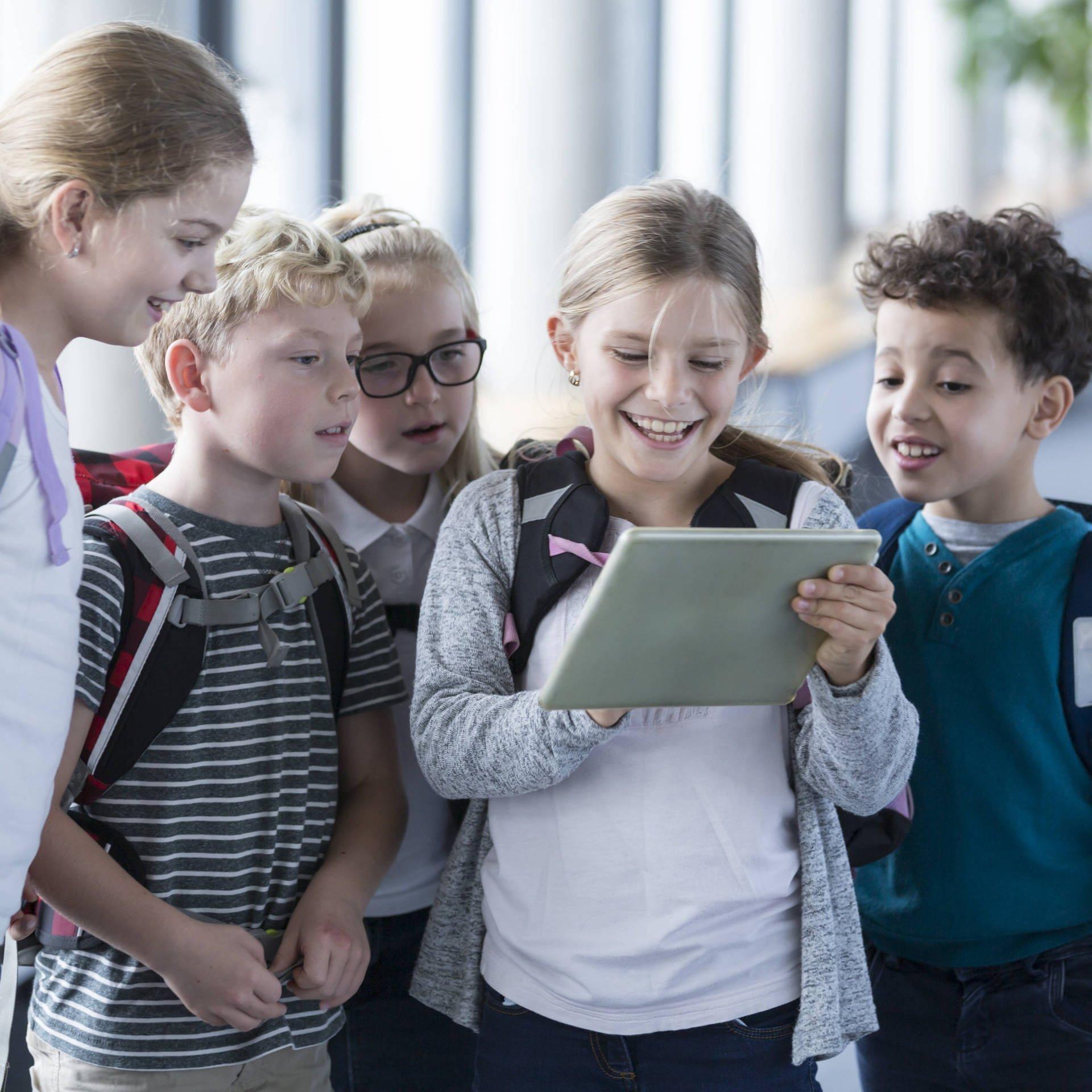 Zauberwelt Digitalisierung - Wie die neuen Medien die Bildungswelt erobern