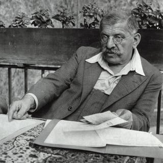 Magnus Hirschfeld, Arzt und Sexualforscher, gründete 1919 das Institut für Sexualwissenschaft in Berlin. (Foto um 1930) (Foto: picture-alliance / Reportdienste, picture alliance/akg-images)