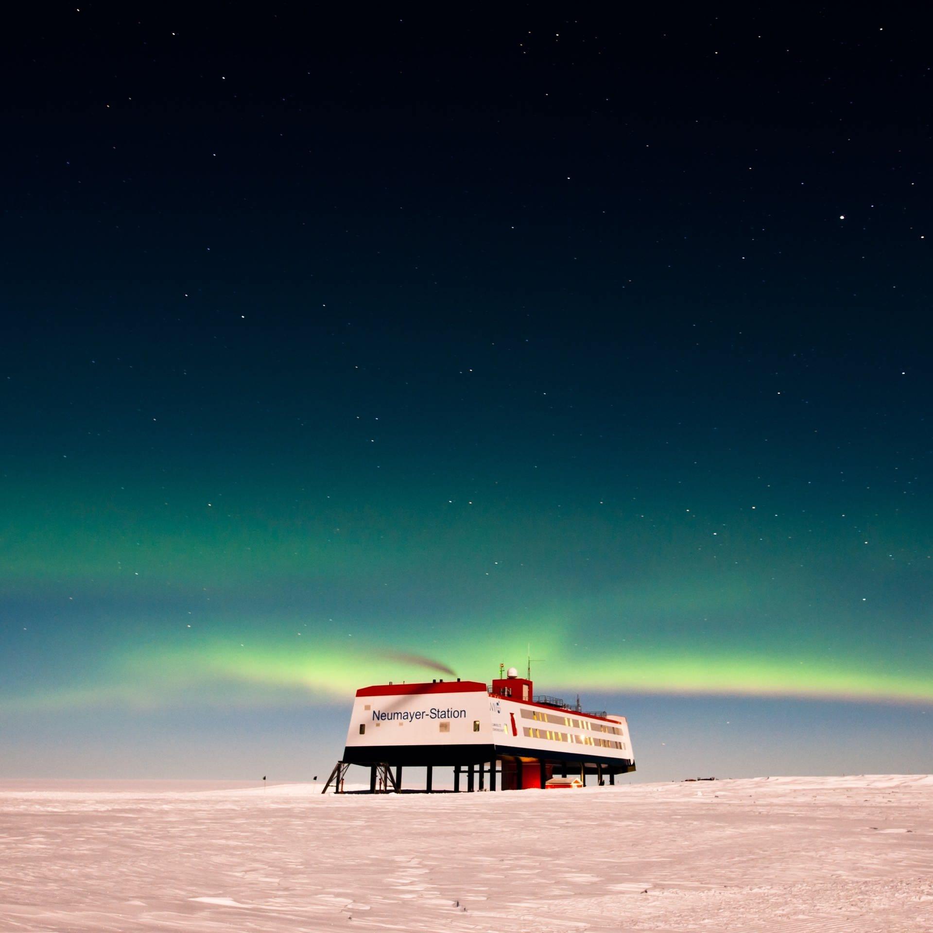 Forschen im ewigen Eis - Dem Klimawandel auf der Spur