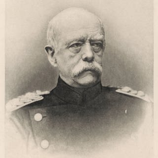OTTO EDUARD LEOPOLD VON BISMARCK (Foto: picture-alliance / Reportdienste, picture alliance/Mary Evans Picture Library)