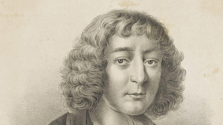 Portrait von Baruch Spinoza, 1830-1840, von Gottfried Küstner (Foto: picture-alliance / Reportdienste, picture alliance/Heritage-Images)