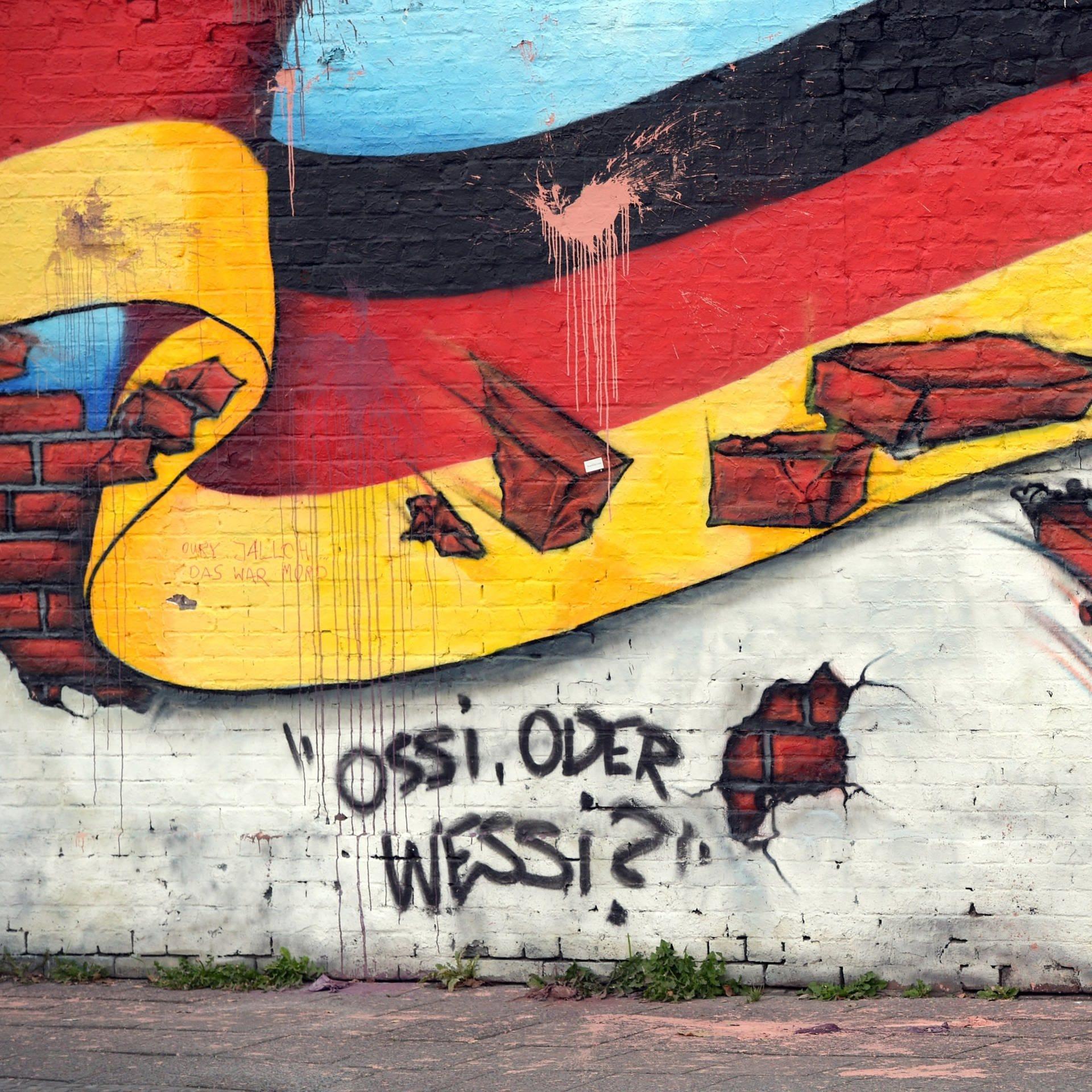 Brüche, Risse, Verwerfungen - 30 Jahre nach dem Mauerfall