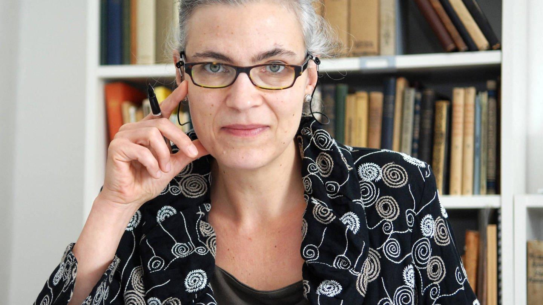 Elisa Klapheck, Rabbinerin in Frankfurt am Main