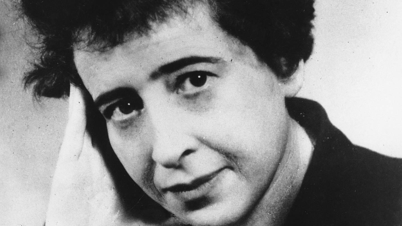 Hannah Arendt 1954 (Foto: picture-alliance / Reportdienste, picture alliance/AP Image)