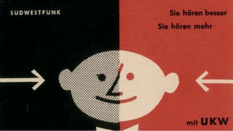 Programmheft zur Einführung des Stereoprogramms von 1951 / SWR, Historisches Archiv Baden Baden (Foto: Historisches Archiv Baden-Baden DS 1644 -)