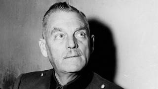 Wilhelm Keitel im November 1945 in seiner Zelle in Nürnberg (Foto: picture-alliance / Reportdienste, picture alliance / AP Images | Uncredited)