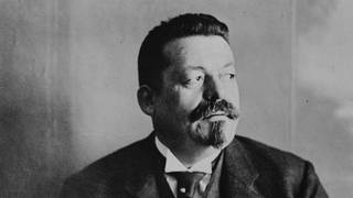 Friedrich Ebert Friedrich Ebert (1871-1925) German politician (SPD). Served as Chancellor of Germany and its first President during the Weimar period. Photograph February 1921 (Foto: Imago, IMAGO / Photo12)