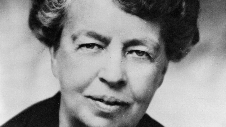 Eleanor Roosevelt (1884 - 1962)