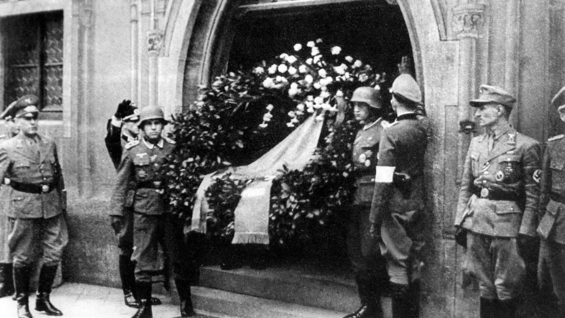 Trauerrede auf Erwin Rommel