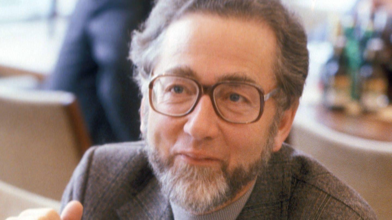 SPD-Politiker Erhard Eppler (1985) (Foto: Imago, imago/Sven Simon)
