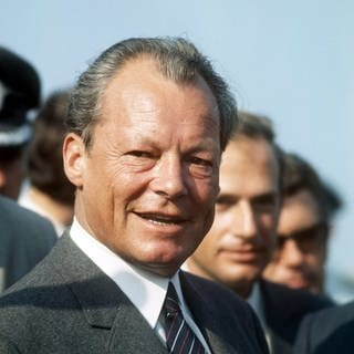 Willy Brandt 1970 (Foto: picture-alliance / Reportdienste, (c) dpa - Bildarchiv / Rauchwetter)