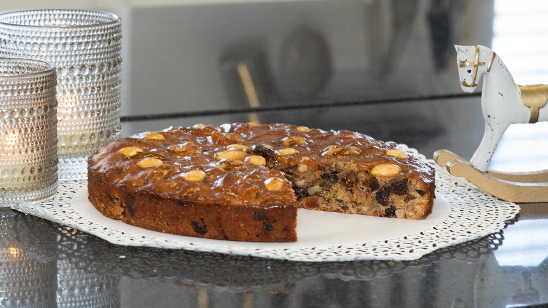 Bild-für-Bild-Anleitung zum Backen eines English Cakes (Foto: SWR, Corinna Holzer)