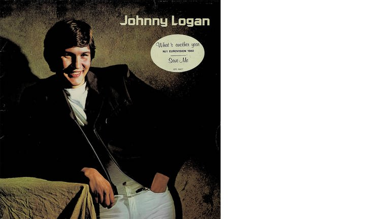 Plattencover Johnny Logan (Foto: SWR, Epic (Coverscan) -)