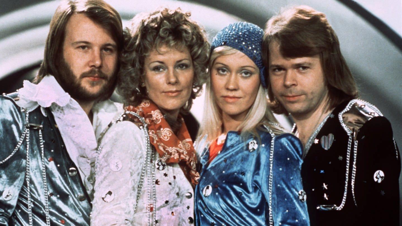 ABBA (Foto: dpa Bildfunk, picture alliance / EPA Pressensbild/dpa)