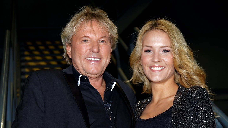 Sonia Liebing und Bernhard Brink (Foto: Pressestelle, Daniela Jaentsch)