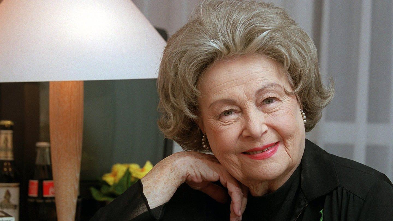 Ilse Werner, Anfang der 2000er Jahre