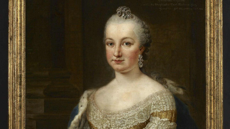 Kurfürstin Elisabeth Auguste von der Pfalz (Foto: SSG Pressebild, Arnim Weischer)