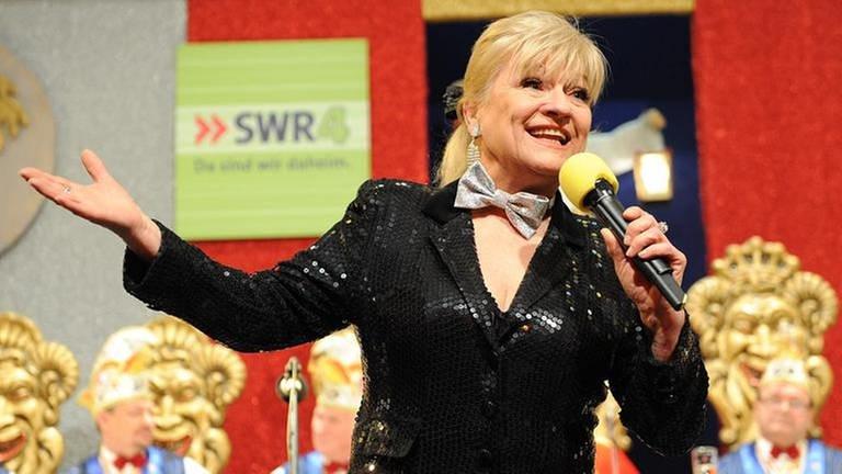 Margit Sponheimer (Foto: SWR, SWR -)
