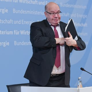 Bundeswirtschaftsminister Peter Altmaier (CDU) (Foto: dpa Bildfunk, picture alliance/Annegret Hilse/Reuters/POOL/dpa)