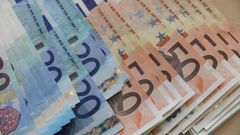 Geldscheine (Foto: dpa Bildfunk, Picture Alliance)