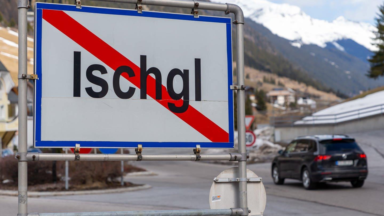 Touristen reichen Klage gegen Österreich ein, weil sie sich in Ischgl mit Covid19 angesteckt haben. (Foto: dpa Bildfunk, picture alliance/Jakob Gruber/APA/dpa)