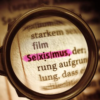 Sexismus (Foto: picture-alliance / Reportdienste, dpa Bildfunk, picture alliance / blickwinkel)
