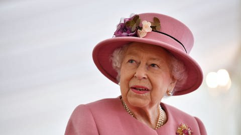 Queen Elisabeth (Foto: picture-alliance / Reportdienste, dpa Bildfunk, picture alliance/dpa/PA Wire | Ben Stansall)