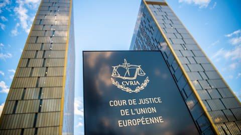 Der Europäische Gerichtshof (Foto: dpa Bildfunk, picture alliance/Arne Immanuel Bänsch/dpa)