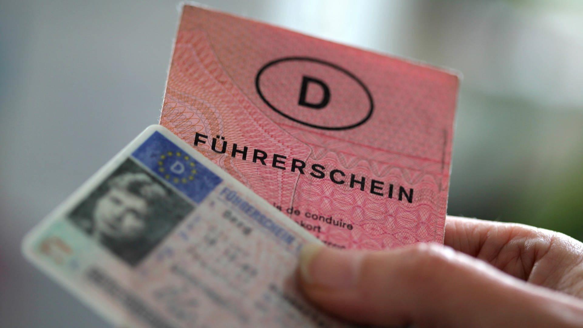 Der alte und neue Führerschein