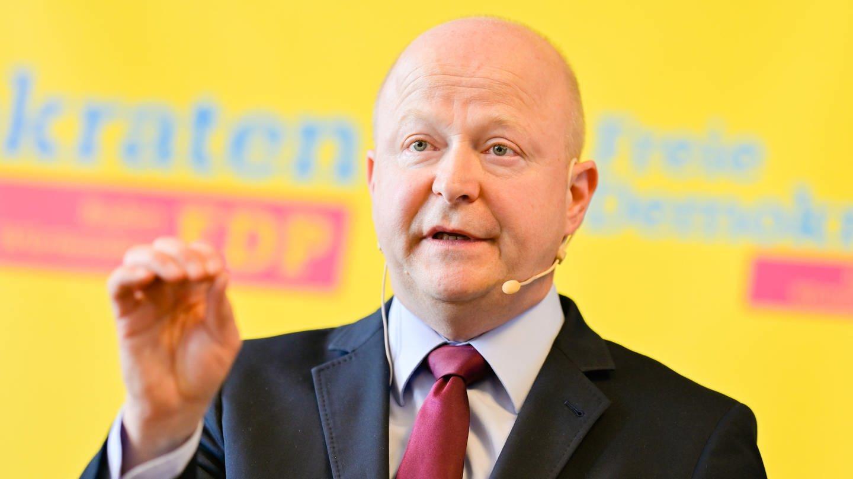 Michael Theurer, Parteichef der baden-württembergischen FDP (Archivbild) (Foto: dpa Bildfunk, Picture Alliance)