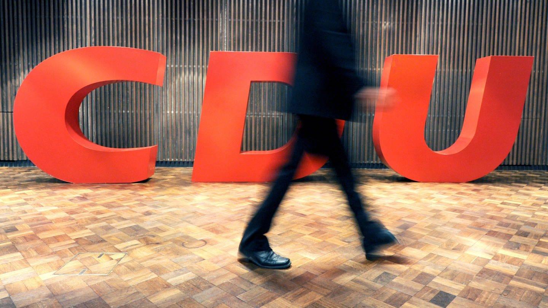 CDU (Foto: dpa Bildfunk, picture alliance/dpa   Uli Deck)