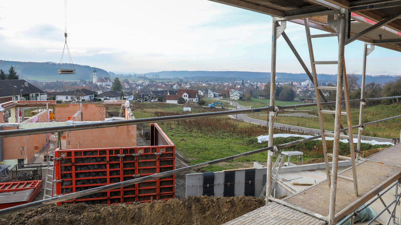 Bauland im Grünen - am äußeren Rand einer Gemeinde