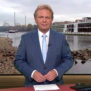 Nachrichtensprecher Michael Matting (Foto: SWR)