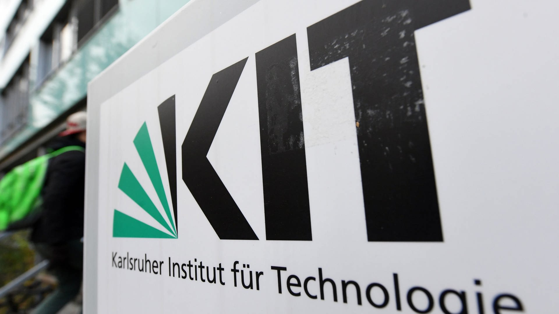 Logo Karlsruher Institut für Technologie KIT