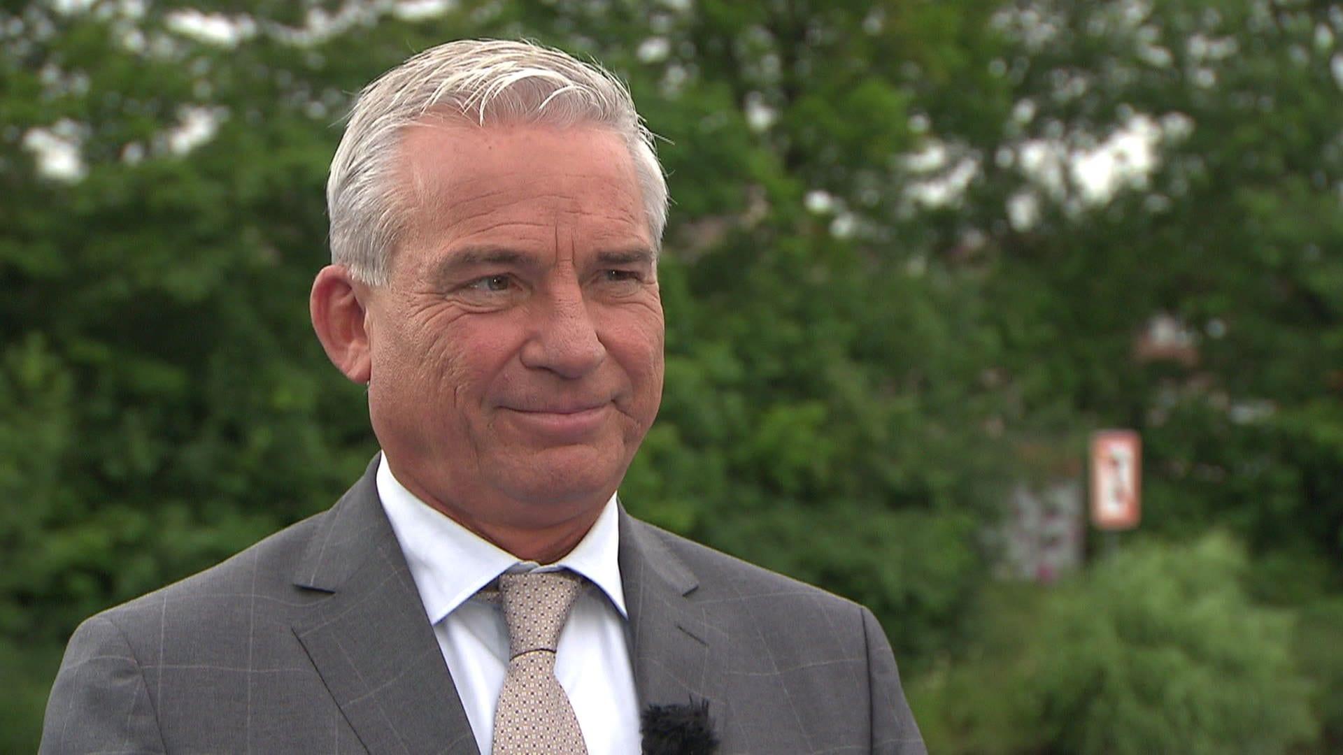 Thomas Strobl CDU-Innenminister von Baden-Württemberg