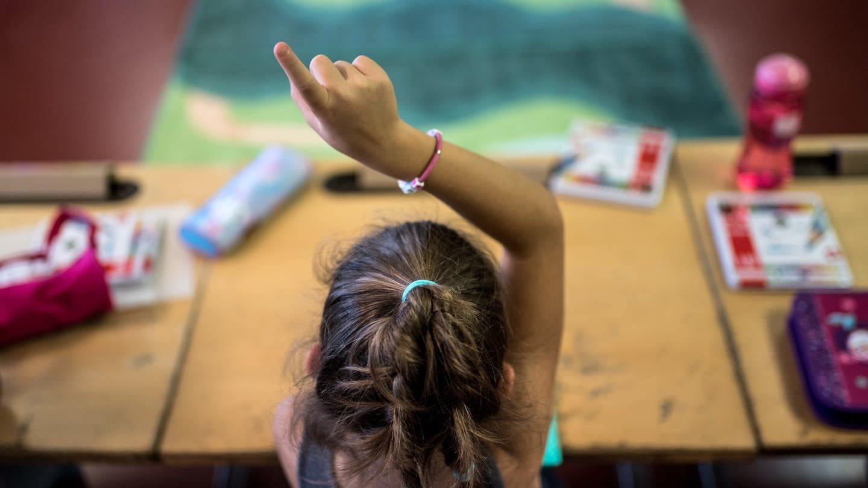 Unterricht an Grundschulen (Foto: dpa Bildfunk, picture alliance /Davide Agosta)