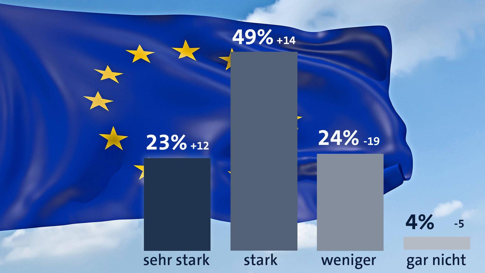 Infogragik zur Europawahl 2019 in Baden-Württemberg