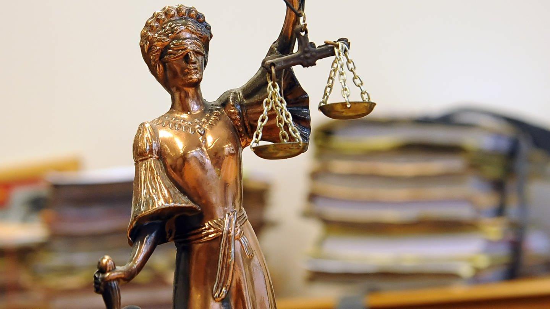 Justizia (Foto: dpa Bildfunk, Britta Pedersen)