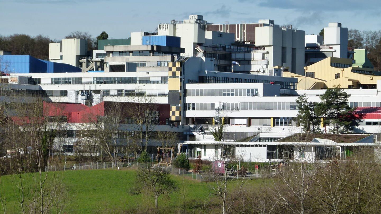 Die Universität Konstanz am Stadtrand. (Foto: SWR, Hildegard Eichenhofer)