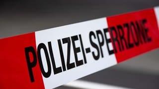 Polizeiabsperrband (Foto: Pressestelle, Kantonspolizei St. Gallen (Symbolbild))