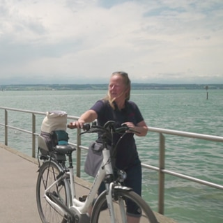 Irena Willer, Hafenmeisterin Hagnau (Foto: SWR)