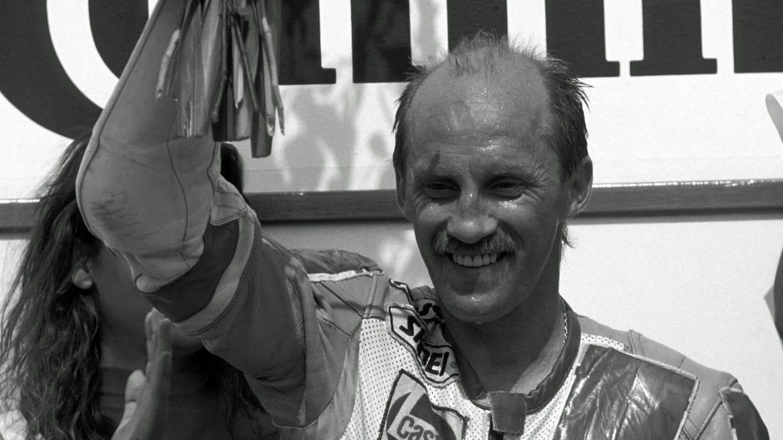 Ex-Motorrad-Vizeweltmeister Reinhold Roth aus Amtzell ist tot