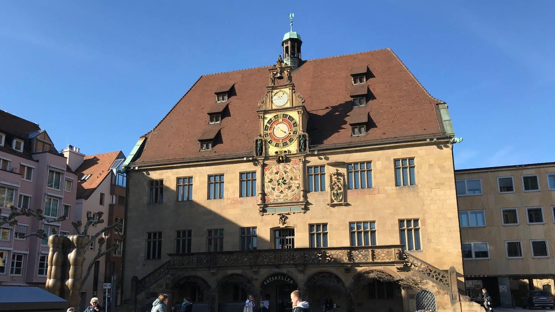 Rathaus Heilbronn (Foto: SWR, Nicole Heidrich)