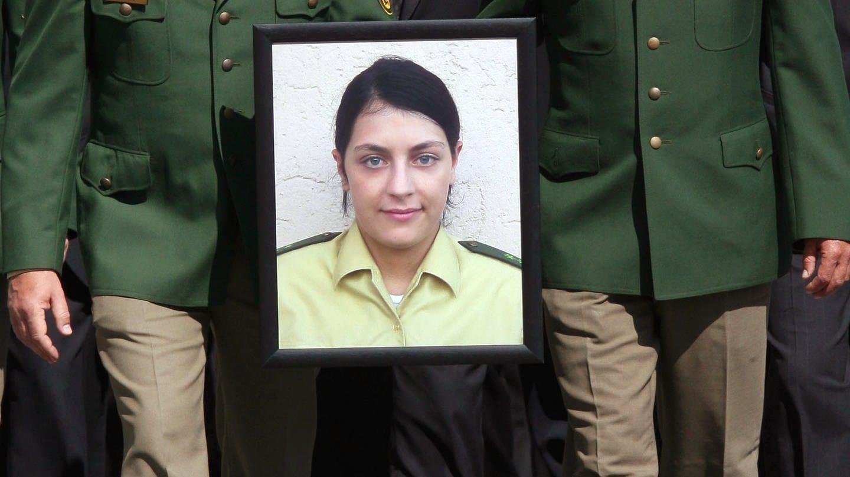 Die Polizistin Michèle Kiesewetter wurde 2007 auf der Heilbronner Theresienwiese ermordet