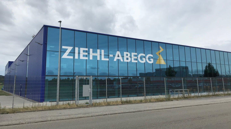 Der Ventilatorenhersteller Ziehl-Abegg in Kupferzell (Foto: SWR)