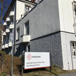 Median Klinik Hohenlohe in Bad Mergentheim (Foto: SWR)
