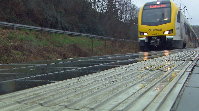 Immer wieder gibt es Probleme mit Go Ahead auf der Frankenbahn (Foto: SWR)